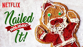 Nailed It! Holiday! (2018) on Netflix in the USA
