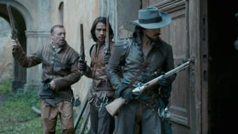 The Musketeers: Season 2: The Prodigal Father