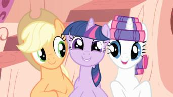 My Little Pony: Friendship Is Magic: Season 1: Look Before You Sleep