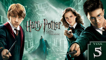Is Harry Potter And The Order Of The Phoenix 2007 On Netflix Luxembourg