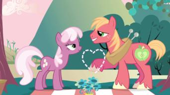 My Little Pony: Friendship Is Magic: Season 2: Hearts and Hooves Day