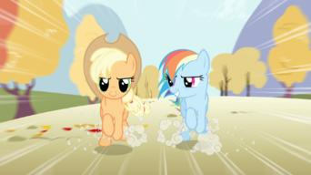 My Little Pony: Friendship Is Magic: Season 1: Fall Weather Friends