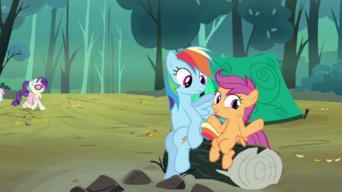 My Little Pony: Friendship Is Magic: Season 3: Sleepless in Ponyville