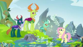 My Little Pony: Friendship Is Magic: Season 8: School Daze Part II